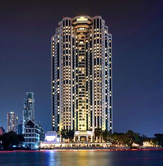 방콕 5성급 더 페닌슐라 방콕(The Peninsula Bangkok)