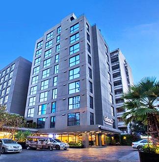 방콕 4성급 갤러리아 12 스쿰빗 호텔 (Galleria 12 Sukhumvit Bangkok Hotel)