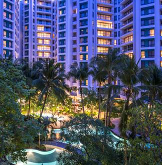 방콕 4성급 차트리움 레지던스 사톤 호텔 (Chatrium Residence Sathon Bangkok)