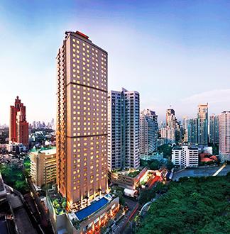 방콕 5성급 메리어트 이그제큐티브 아파트먼트 스쿰빗 파크 (Sukhumvit Park Bangkok - Marriott Executive Apartments)