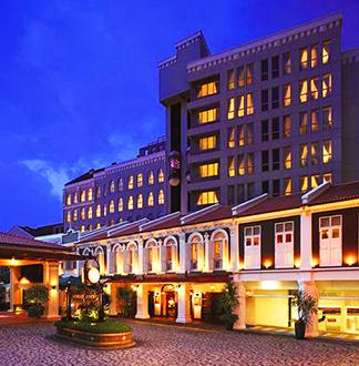 싱가포르 4성급 빌리지 알버트 코트 호텔 (Village Albert Court)