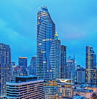 방콕 5성급 월도프 아스토리아 방콕 (Waldorf Astoria Bangkok)