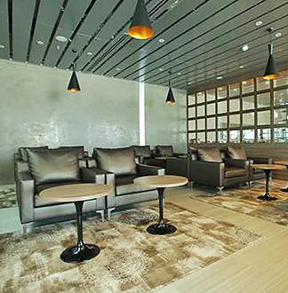다낭 국제공항 라운지 이용권