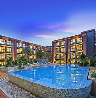 푸켓 4성급 홀리데이인 익스프레스 파통 호텔 (Holiday Inn Express Patong)