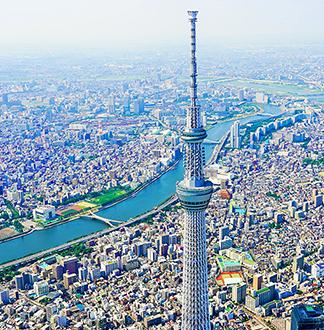 도쿄 스카이 트리 전망대 입장권