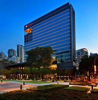 싱가포르 4성급 라마다 호텔 (Ramada hotel)