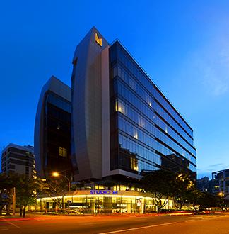 싱가포르 4성급 스튜디오 M 호텔 (Studio M Singapore)