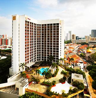 싱가포르 4성급 빌리지 부기스 호텔 (Village Hotel Bugis)