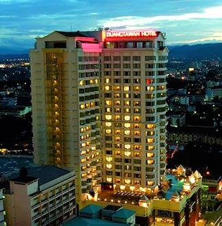 치앙마이 4성급 두앙타완 호텔 (Duangtawan Hotel Chiang Mai)