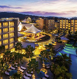 푸켓 5성급 그랜드 머큐어 호텔 (Grand Mercure Phuket Patong)