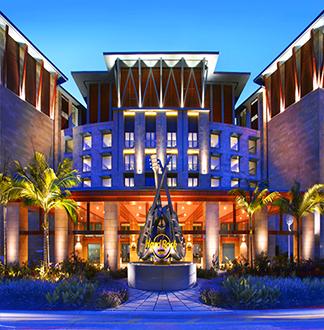 싱가포르 5성급 하드락 호텔 (Hard Rock Hotel Singapore)