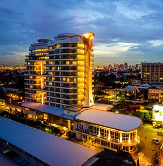 방콕 4성급 비바 가든 매니지드 바이 블리스턴 호텔 (Viva Garden)