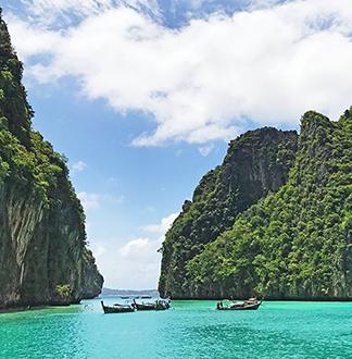 푸켓 4개 섬 1일 투어 + 스피드보트 (픽업/샌딩 포함)