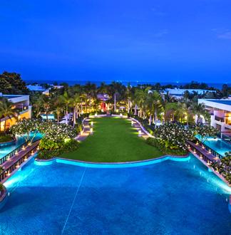 후아힌 5성급 쉐라톤 후아힌 리조트 & 스파 (Sheraton Hua Hin Resort & Spa)
