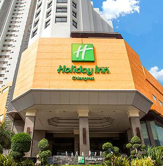 치앙마이 4성급 홀리데이 인 치앙마이 호텔 (Holiday Inn Chiangmai)