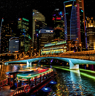 싱가포르 리버크루즈 탑승권