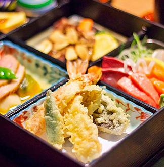 방콕 키쏘 레스토랑 일식 런치세트 (웨스틴 스쿰빗 호텔)