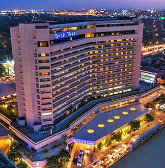 마닐라 5성급 두짓 타니 호텔 (Dusit Thani Manila)