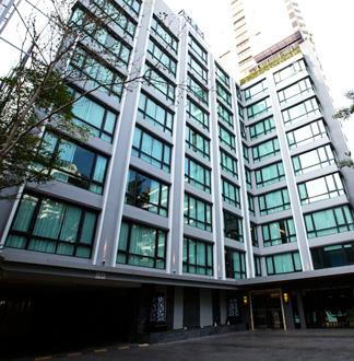 방콕 4성급 아르테 호텔 (Arte Hotel)