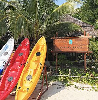 푸켓 산호섬 바나나비치 1일 투어 + 스피드보트 (픽업/샌딩 포함)