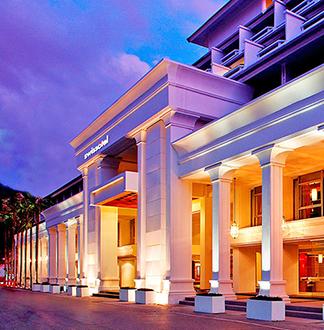 푸켓 4성급 스위소텔 리조트 푸켓 파통 비치 (Swissotel Resort Phuket Patong Beach)