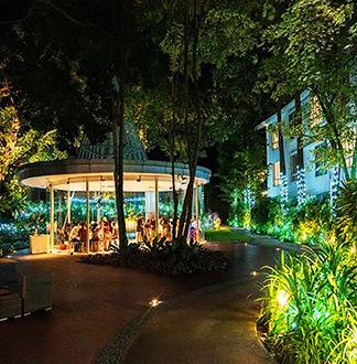 싱가포르 5성급 아마라 생츄어리 리조트 센토사 (Amara Sanctuary Resort Sentosa)
