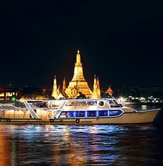 방콕 샹그릴라 호라이즌 디너크루즈