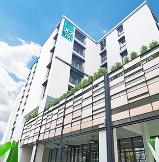 방콕 4성급 X2 바이브 스쿰빗 호텔 (X2 Vibe Bangkok Sukhumvit Hotel)
