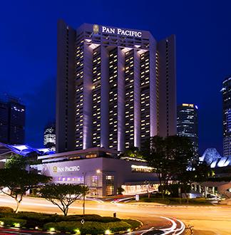 싱가포르 5성급 팬 퍼시픽 호텔 (Pan Pacific Singapore)