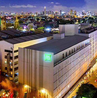 방콕 3성급 이비스 스타일 카오산 위엥따이 호텔 (Ibis Styles Bangkok Khaosan Viengtai)