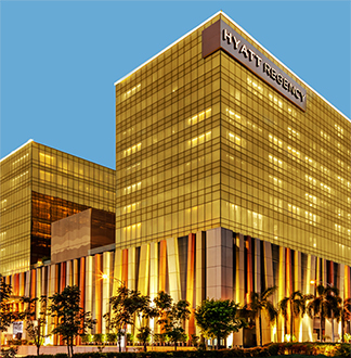마닐라 5성급 하얏트 리젠시 시티 오브 드림 마닐라 (Hyatt Regency City Of Dreams Manila)