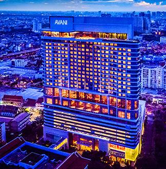 방콕 5성급 아바니 스쿰빗 호텔 (Avani Sukhumvit Bangkok)
