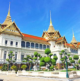 방콕 왕궁 + 에메랄드사원 + 왓포사원 + 아유타야 1일투어 (한국어 가능 가이드 포함)
