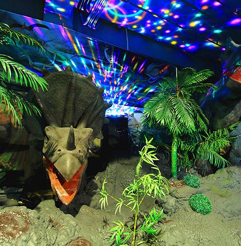 제주 공룡동물농장 입장권