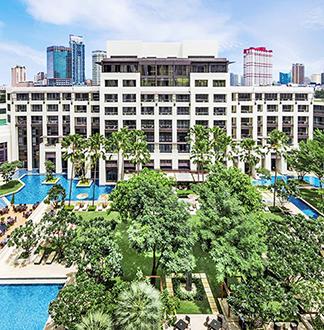 방콕 5성급 시암 켐핀스키 호텔 (Siam Kempinski Hotel Bangkok)