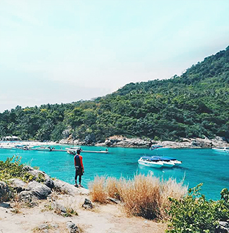 푸켓 산호섬 + 라차섬 1일 투어 + 스피드보트 (픽업/샌딩 포함)