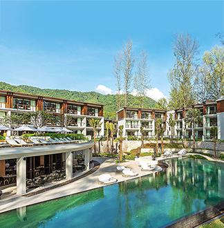 푸켓 5성급 인터컨티넨탈 리조트 (Intercontinetal Phuket Resort)