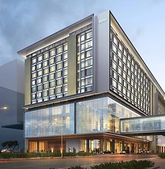 마닐라 5성급 힐튼 호텔 (Hilton Manila)