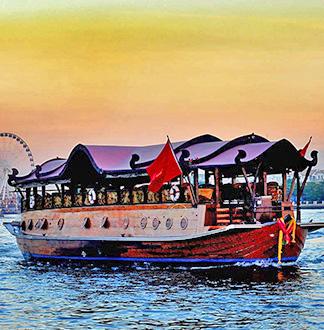 방콕 마노라 디너크루즈