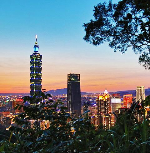 대만 타이베이 101타워 전망대 입장권