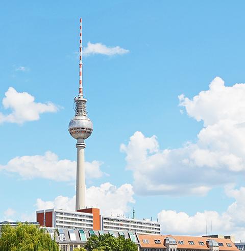 독일 베를린 TV타워 전망대 입장권