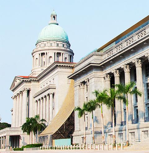 싱가포르 시티홀 내셔널 갤러리 입장권 티켓