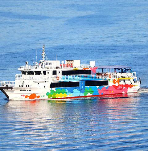 제주 마라도정기여객선(운진항) 탑승권