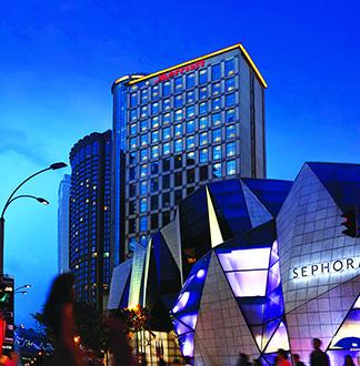 쿠알라룸푸르 5성급 JW 매리어트 호텔 (JW Marriott Kuala Lumpur)
