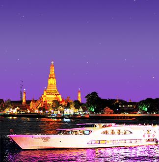 방콕 원더풀펄 디너크루즈