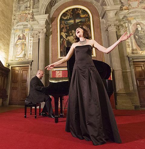 이탈리아 피렌체 오페라 콘서트 입장권