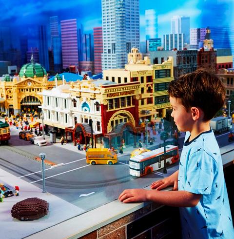 호주 멜버른 레고랜드 디스커버리 센터 입장권
