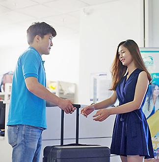 하노이 공항 ↔ 호텔 (수화물 배송 + 보관 서비스)