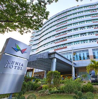 클락 4성급 제니아 호텔 (Xenia Hotel)