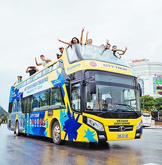 하노이 시티 투어 버스
